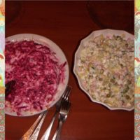 salades russes