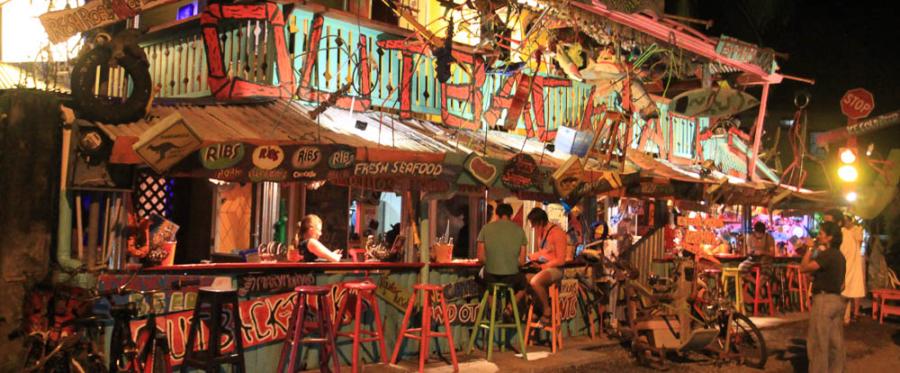 restaurant où on a fait du volontariat