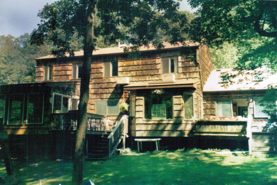 la maison où j'aiété au pair