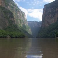 canyon mexique