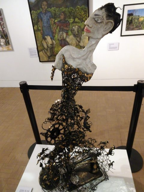 art contemporain Ipswich