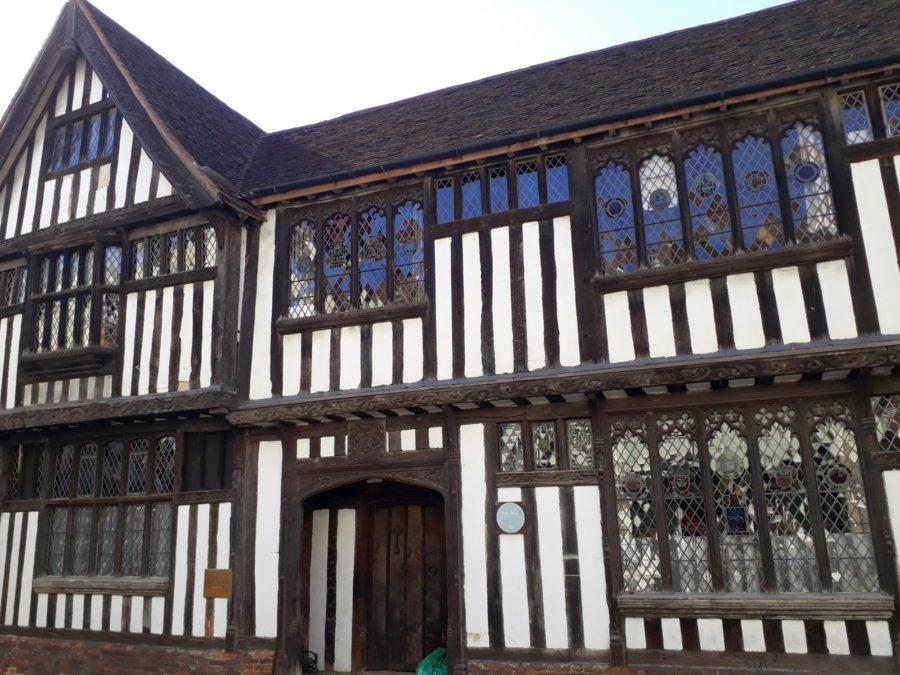 maison d'Ipswich