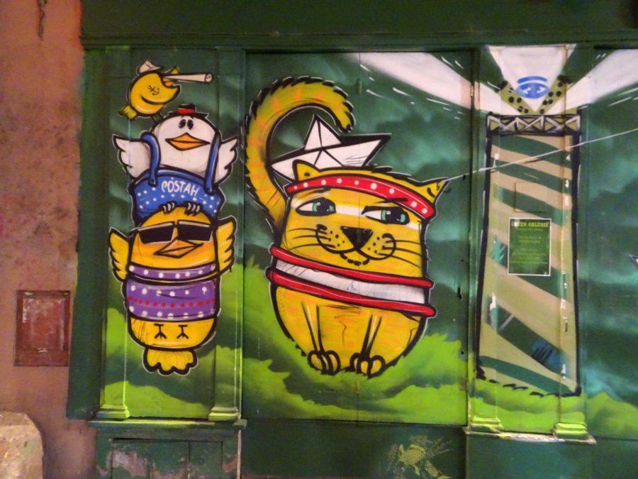 graffiti Costah