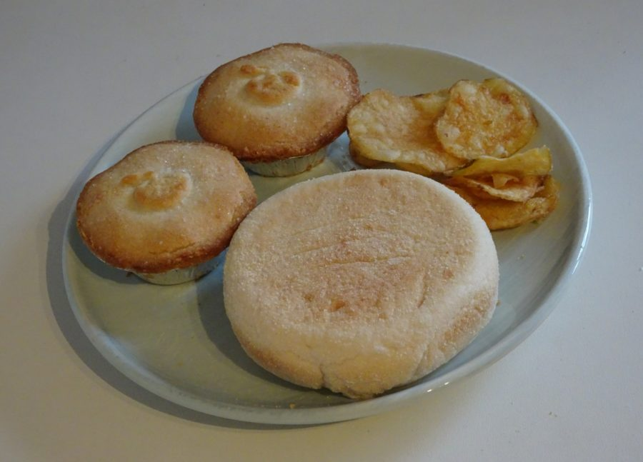 nourriture anglaise typique