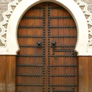 porte formes marocaines